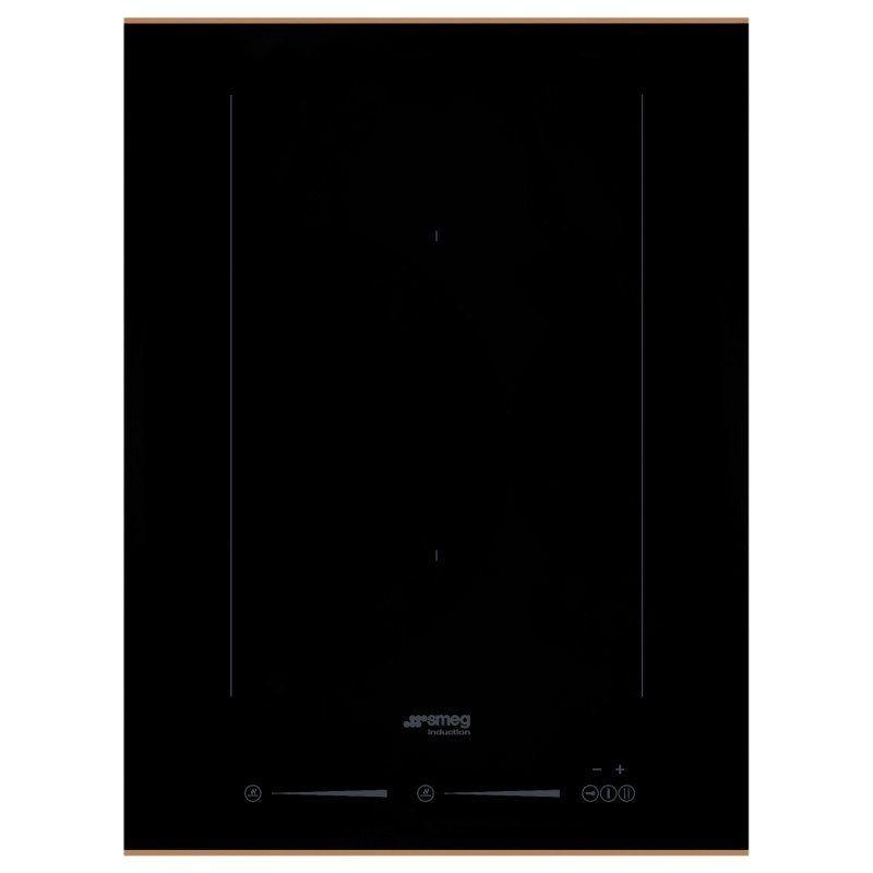 Smeg Sim631wldr Dolce Stil Novo Induction Hob Black Copper