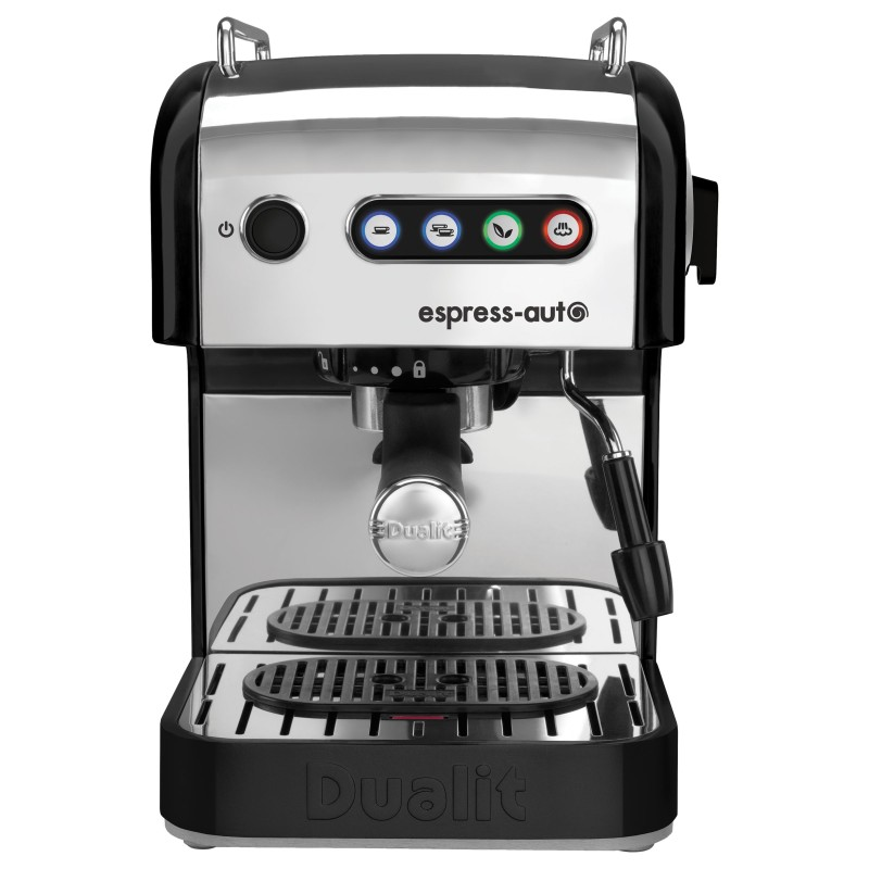 Dualit 84516 Espress Auto 4 In 1 Coffee And Tea Machine Black